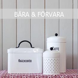 BÄRA & FÖRVARA